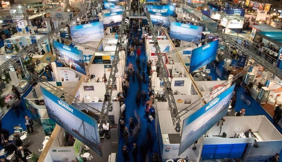 Rakbrokerage at the SeaFood Expo Global 2018 in Bruxelles