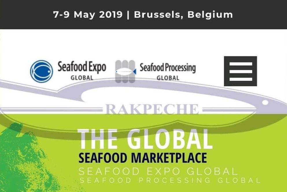 Global Seafood Marketplace | BRUSSELS, BELGIUM